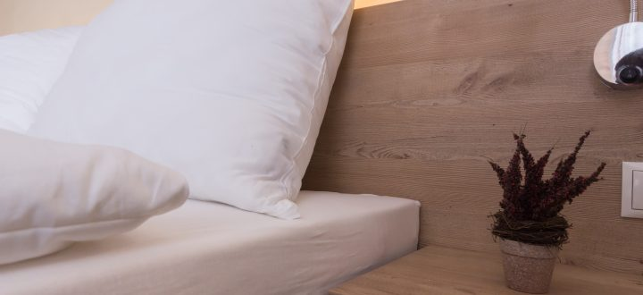 BAUERs Gästehaus Doppelbettzimmer