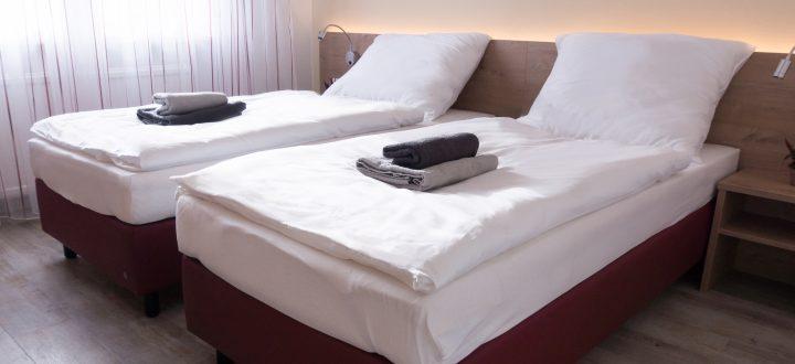 BAUERs Gästehaus Zweibettzimmer
