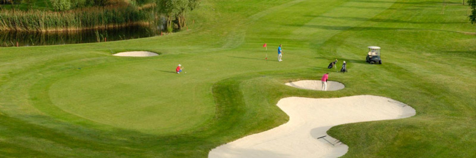 Golf im Marchfeld